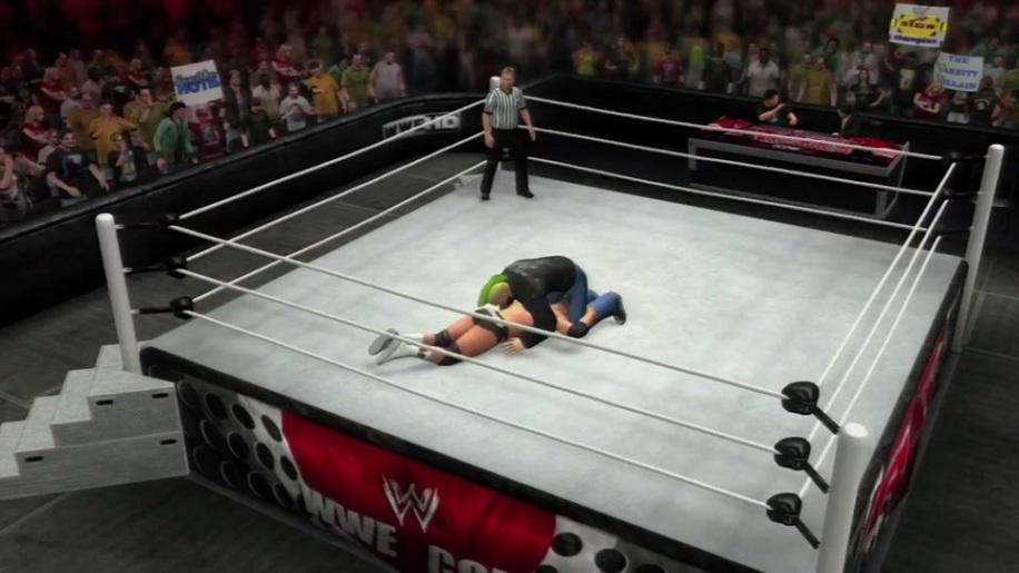 Trailer, WWE 12