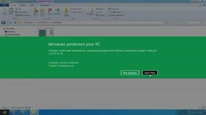 Microsoft, Betriebssystem, Sicherheit, Windows 8, Malware, Security, Antivirus, Virus, Internet Explorer 10, Windows Defender, Boot, Uefi, Defender, Smartscreen, Secured Boot
