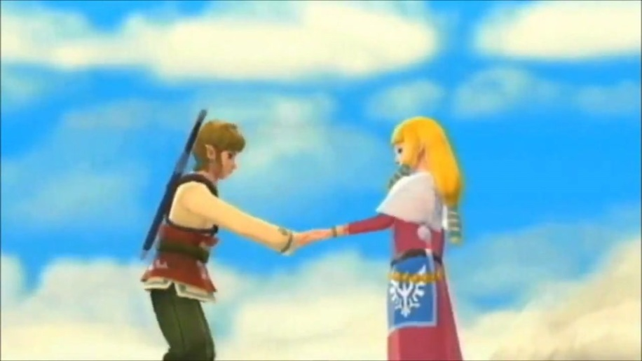 Trailer, The Legend of Zelda, Skyward Sword