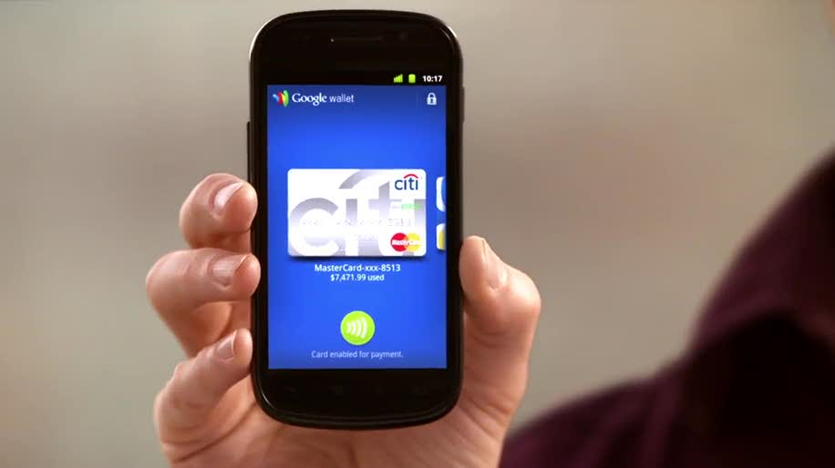 Google, NFC, Near Field Communication, Wallet