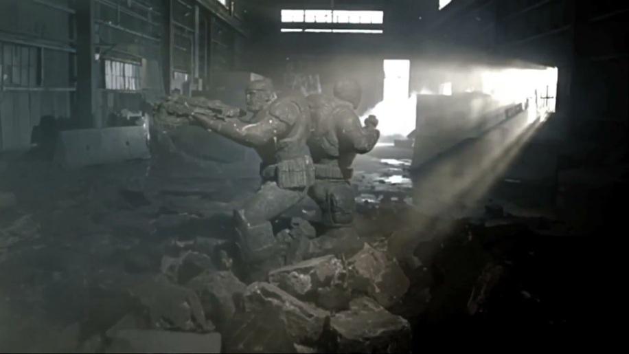 Trailer, Gears of War