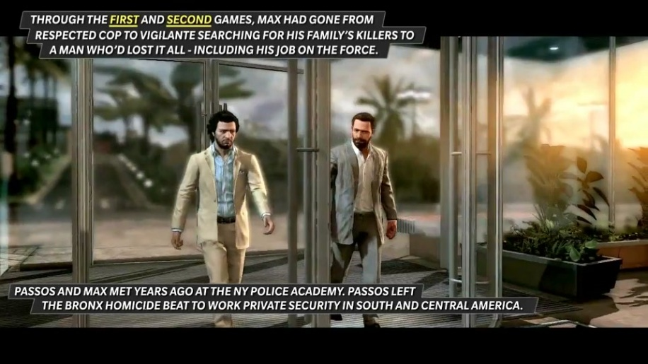 Trailer, Max Payne 3