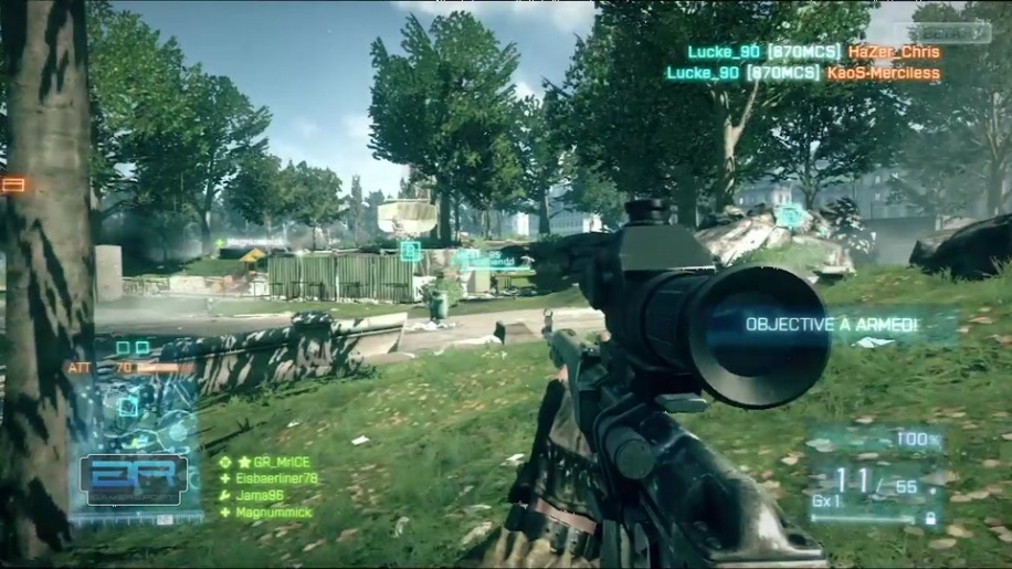 Gameplay, Battlefield 3