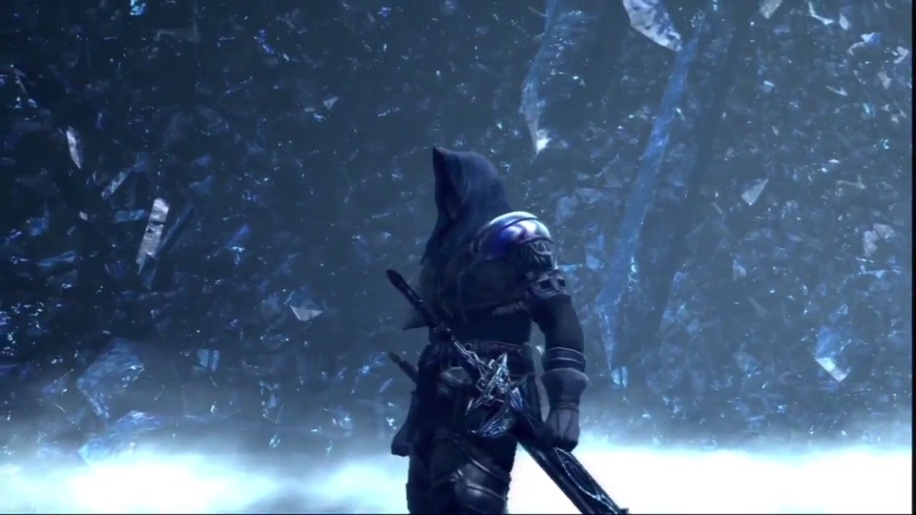 Trailer, Dark Souls