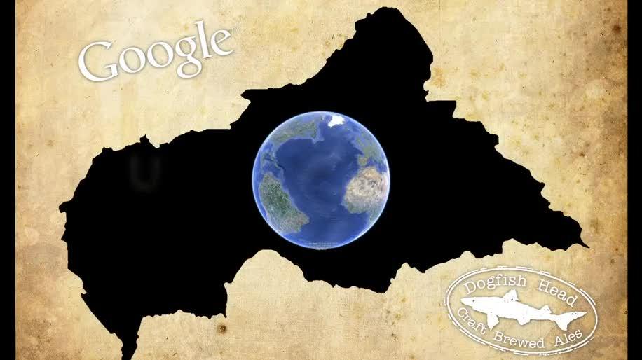 Google, bier, urkontinent