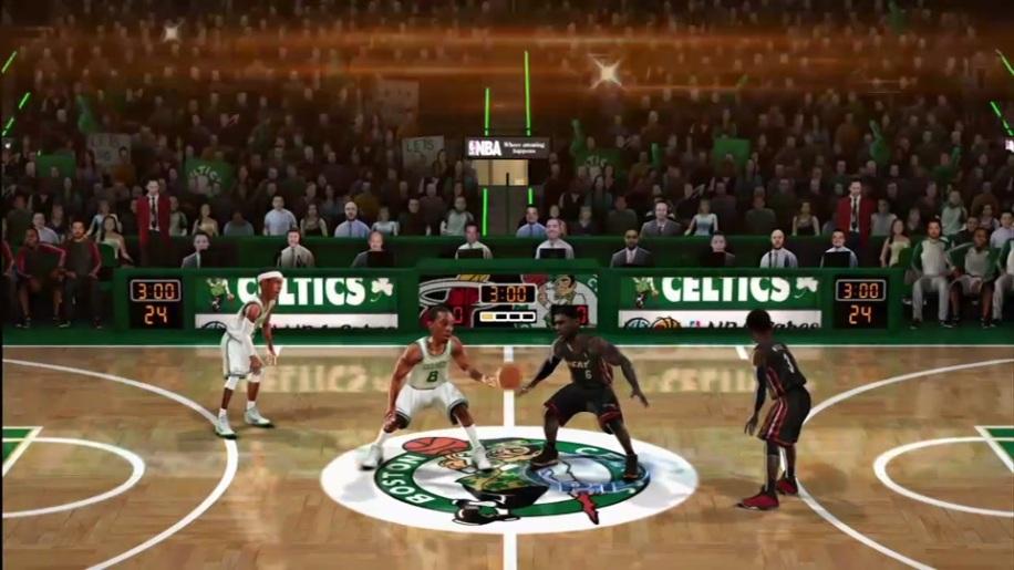 Trailer, NBA Jam, On Fire Edition