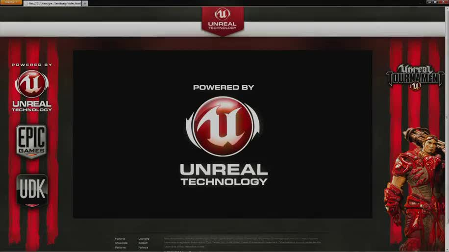 Epic Games, Unreal Engine, Unreal Tournament 3, Flash 11