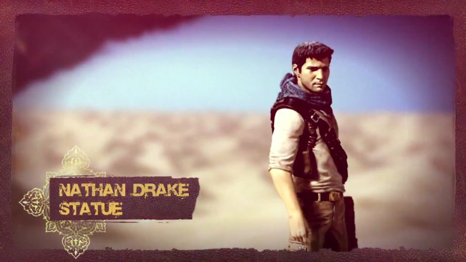 Trailer, Uncharted 3