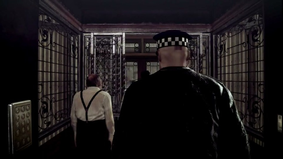 Trailer, Hitman, Absolution
