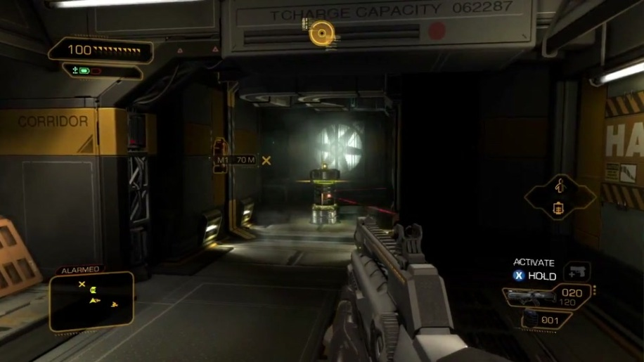 Gameplay, Deus Ex 3, Human Revolution