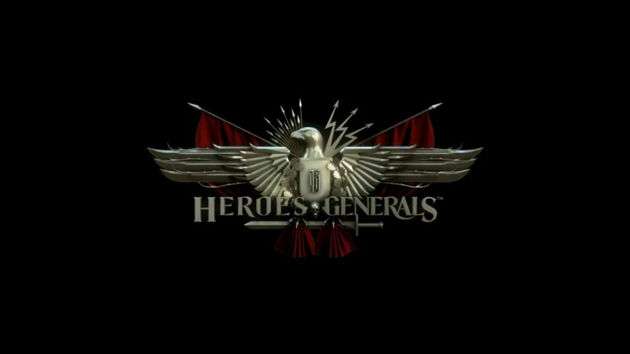 Trailer, Heroes & Generals