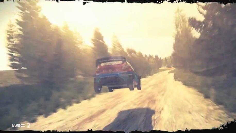 Trailer, WRC 2