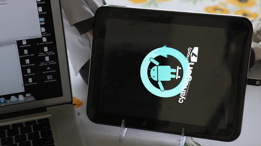 Google, Android, Tablet, Hp, Cyanogenmod, Webos, Touchpad
