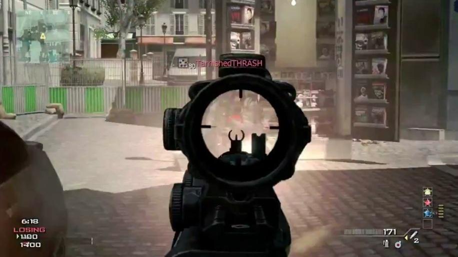 Trailer, call of duty modern warfare 3