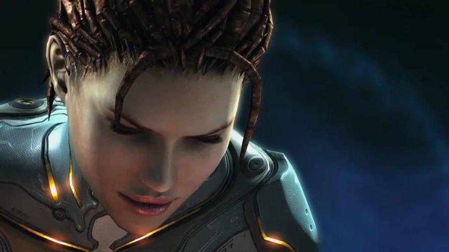 Trailer, Blizzard, Starcraft, Starcraft 2, Heart of the Swarm