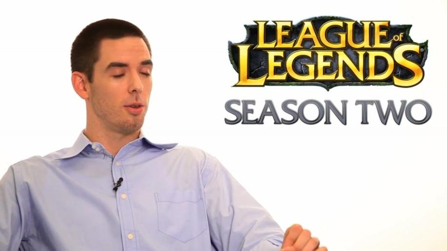 Trailer, League of Legends