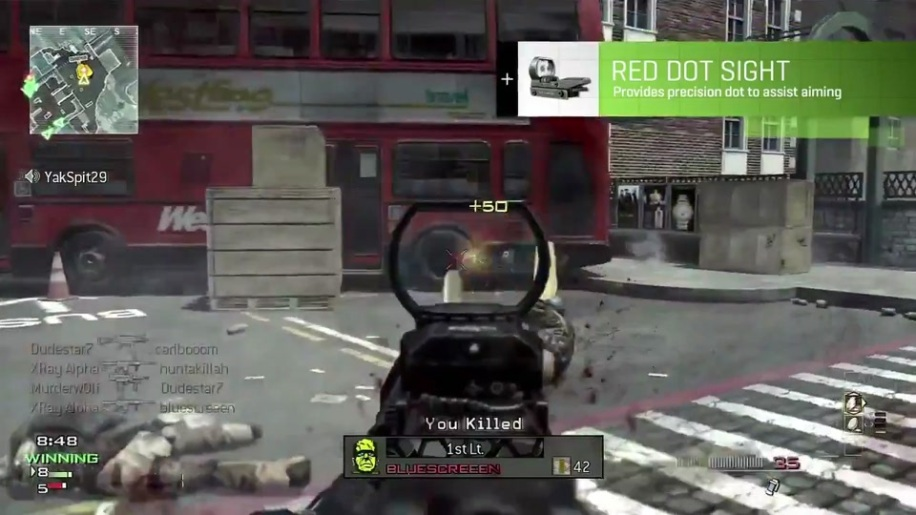 Trailer, Call of Duty, Modern Warfare 3