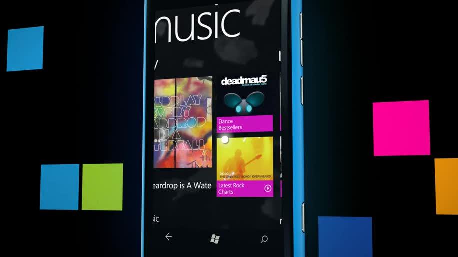 Nokia, Lumia, Lumia 800