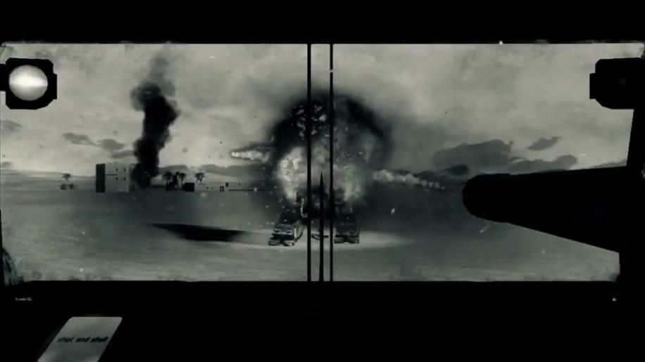 Trailer, Steel Battalion, Heavy Armor