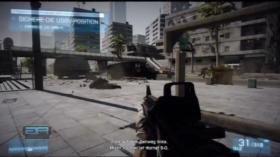 Review, Battlefield 3