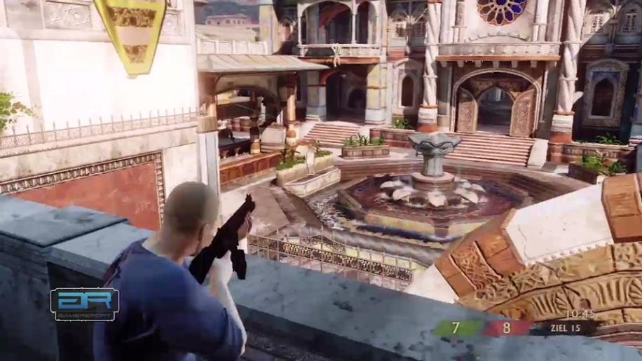 Gameplay, Uncharted 3