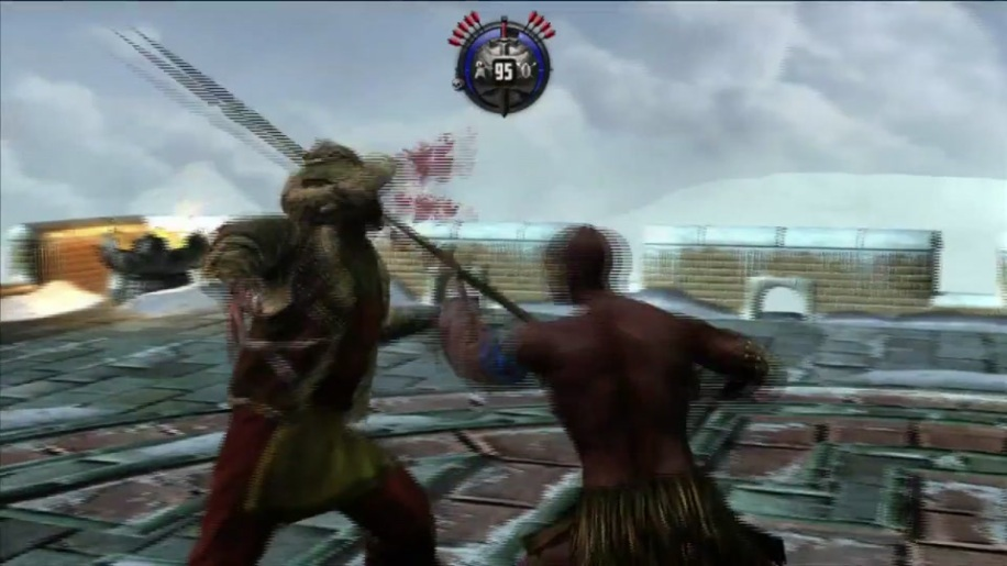 Trailer, Deadliest Warrior, Ancient Combat