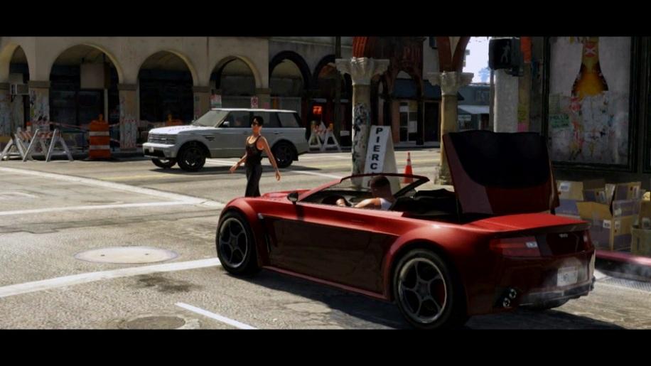 Trailer, Grand Theft Auto V