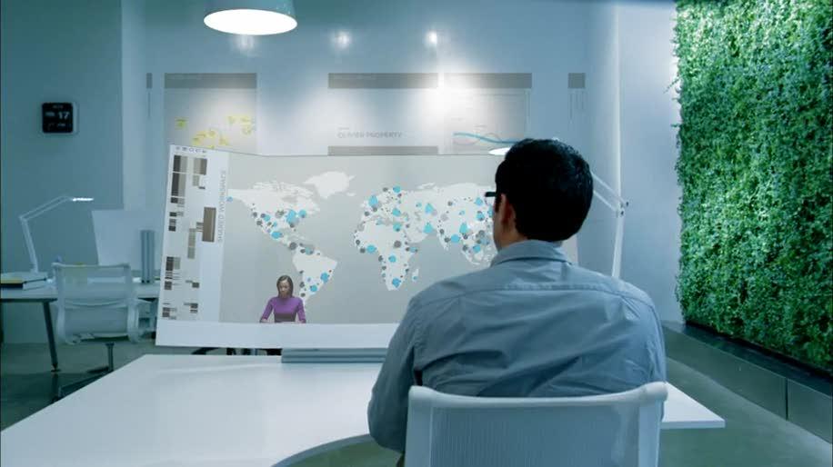 Microsoft, Office, Cloud, Produktivität, Vision