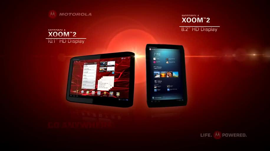 Google, Android, Tablet, Motorola, Honeycomb, Android 3.2, Xoom 2, Xoom 2 Media Edition