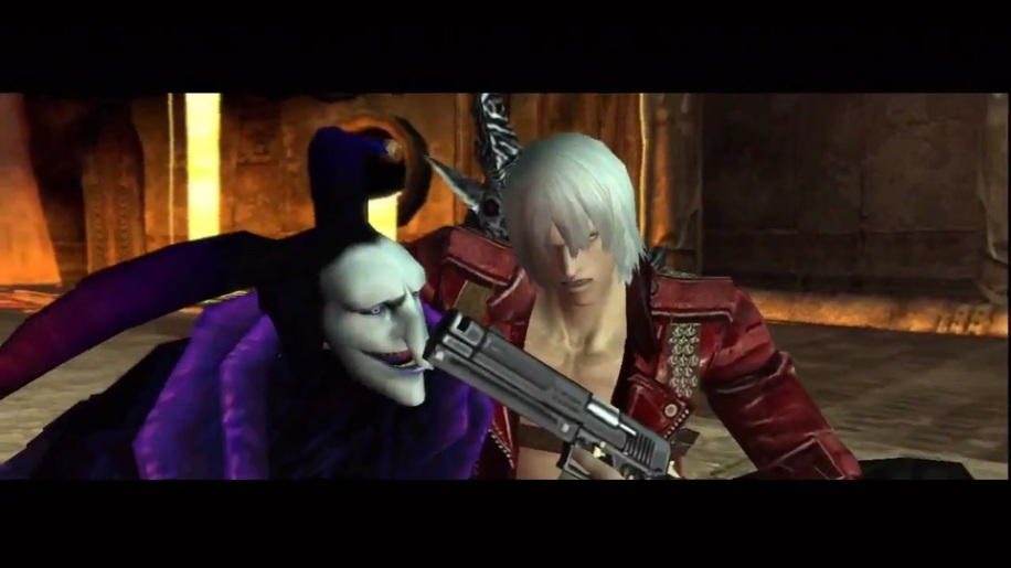 Trailer, Devil May Cry HD Collection