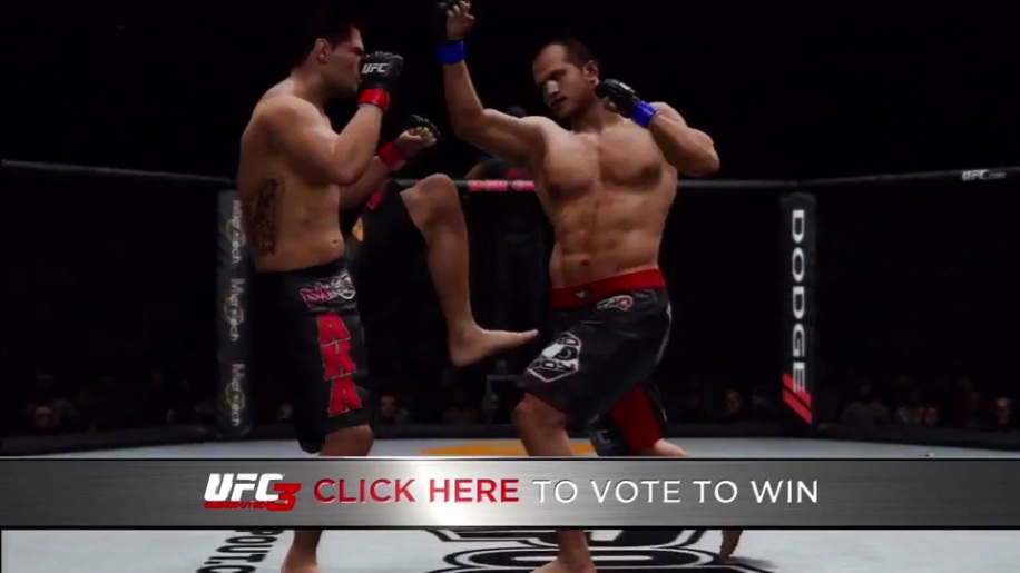 Trailer, UFC Undisputed 3