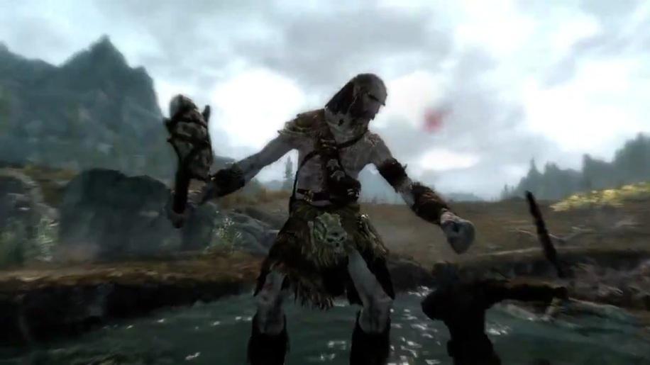Trailer, Skyrim, The Elder Scrolls V