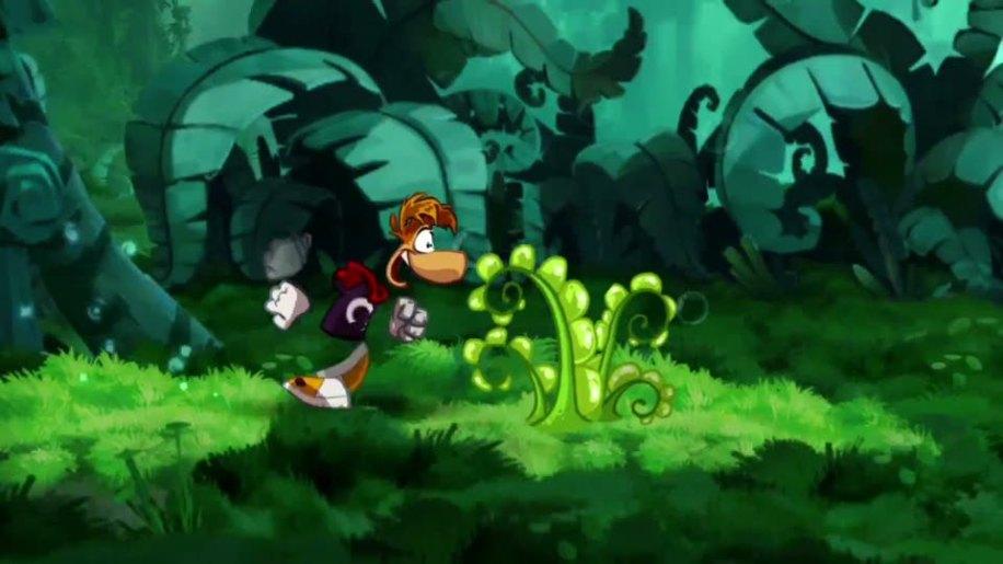 Trailer, Rayman Origins