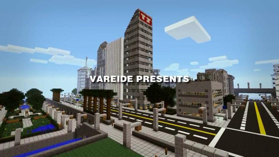 Trailer, Minecraft