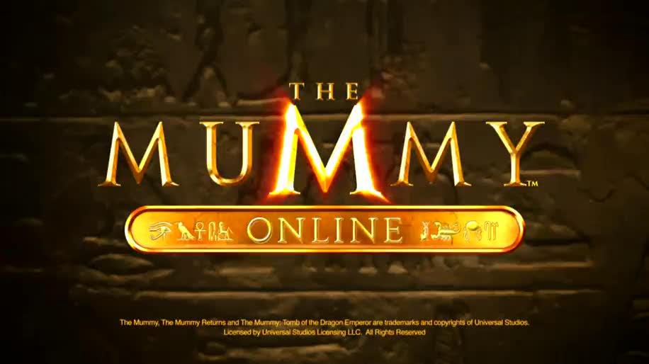 Spiel, Bigpoint, Online-Game, Mummy