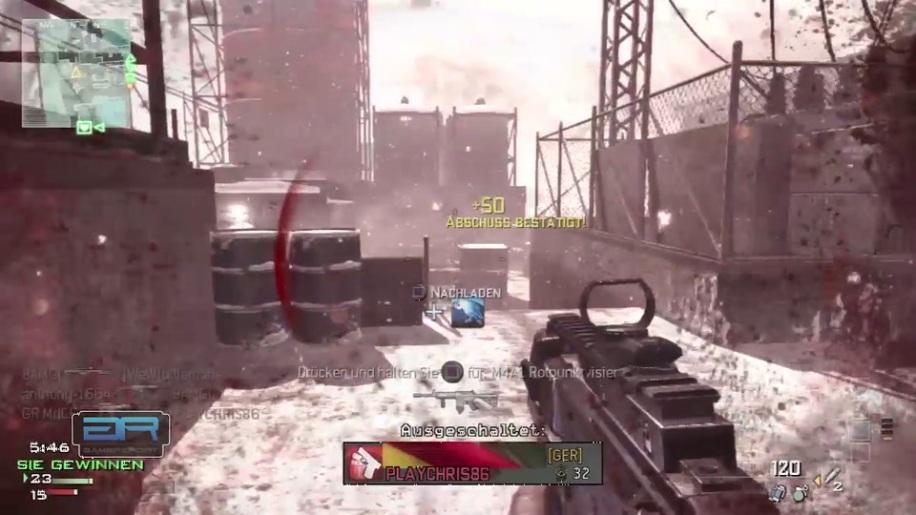 Call of Duty, Review, Modern Warfare 3