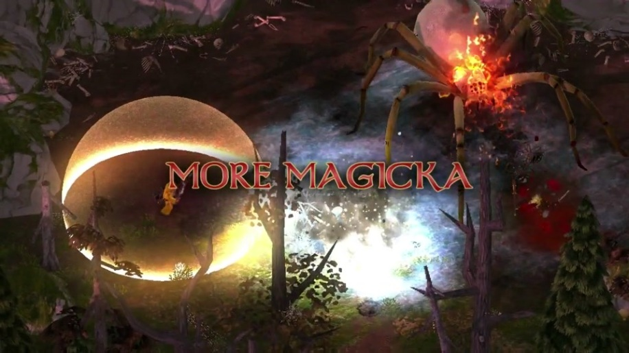 Trailer, Magicka