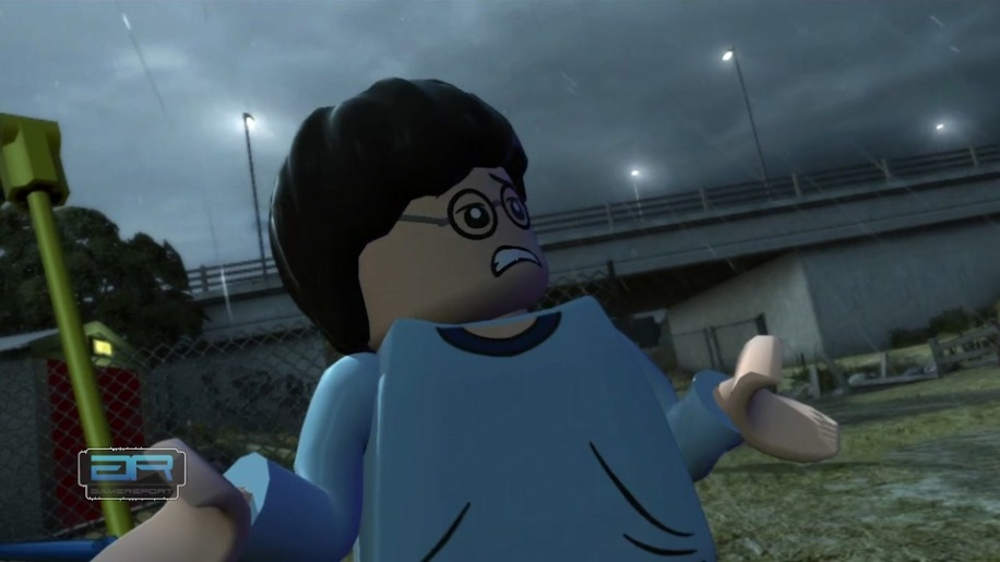 Gameplay, 13:37, LEGO Harry Potter, Die Jahre 5-7