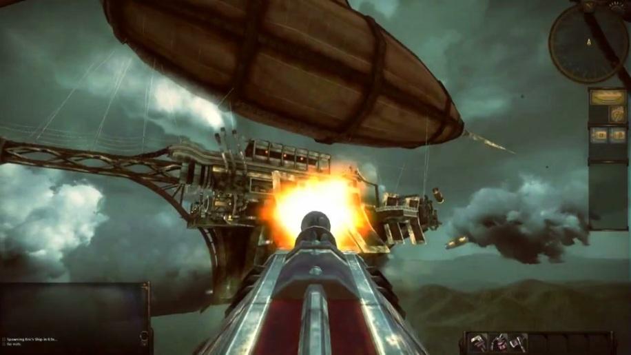 Gameplay, Guns of Icarus Online