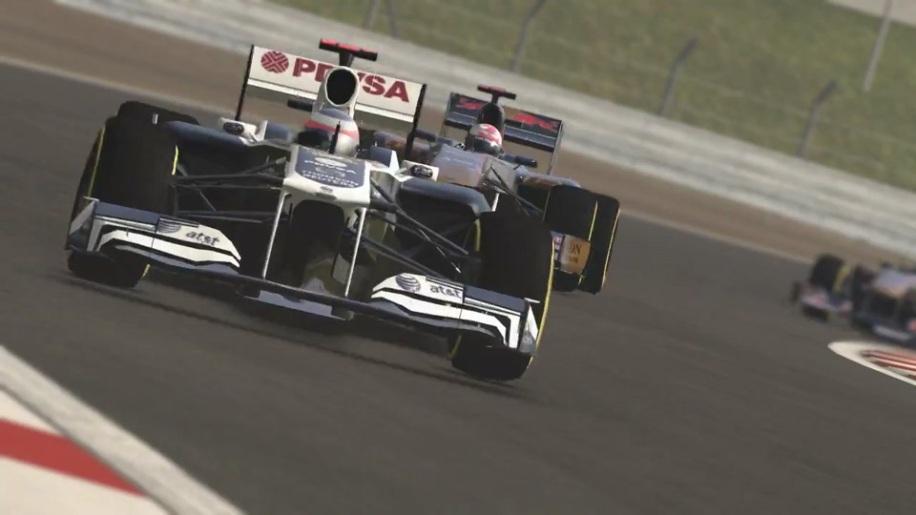 Trailer, F1 2011