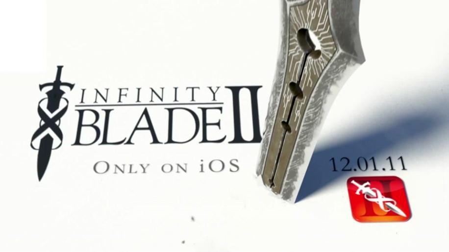 Trailer, Infinity Blade II