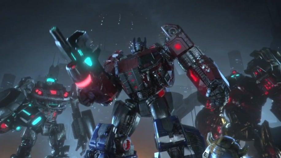 Trailer, Transformers, Fall of Cybertron