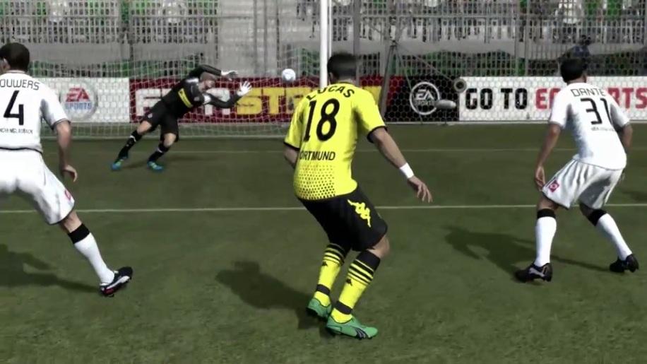 Gameplay, FIFA 12