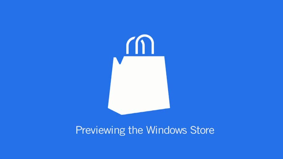 Windows 8, Windows Store