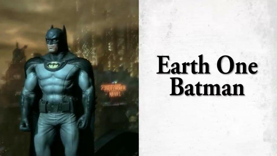 Trailer, Batman, Arkham City