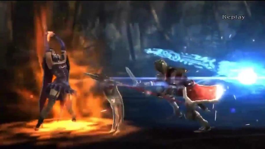 Gameplay, Soul Calibur V