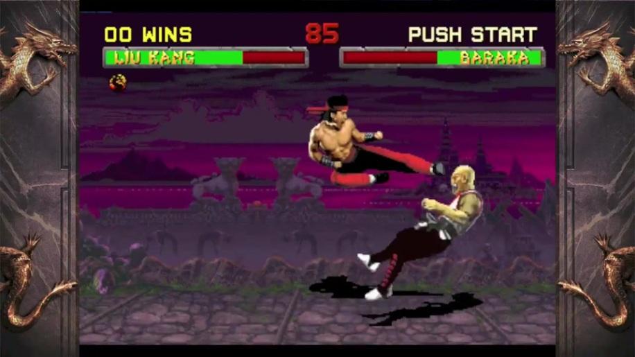 Trailer, Mortal Kombat