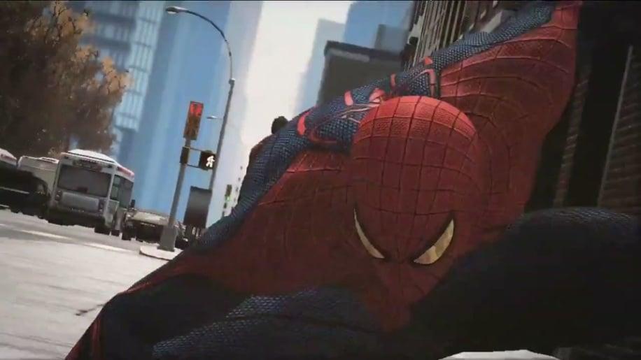 Trailer, The Amazing Spider-Man