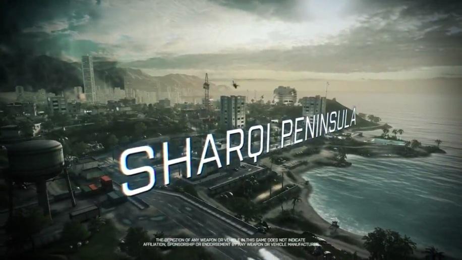 Trailer, Battlefield 3