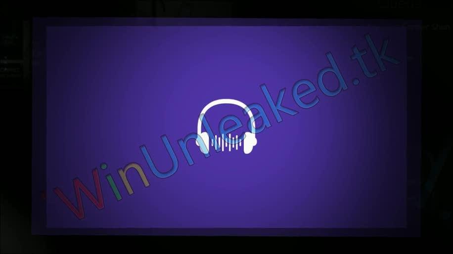 Microsoft, Betriebssystem, Windows 8, Music, Music App